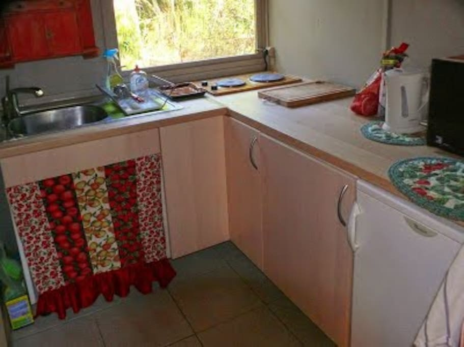cuisine chalet Chêne