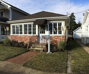 Beautiful Beach Bungalow - Belmar - Maison