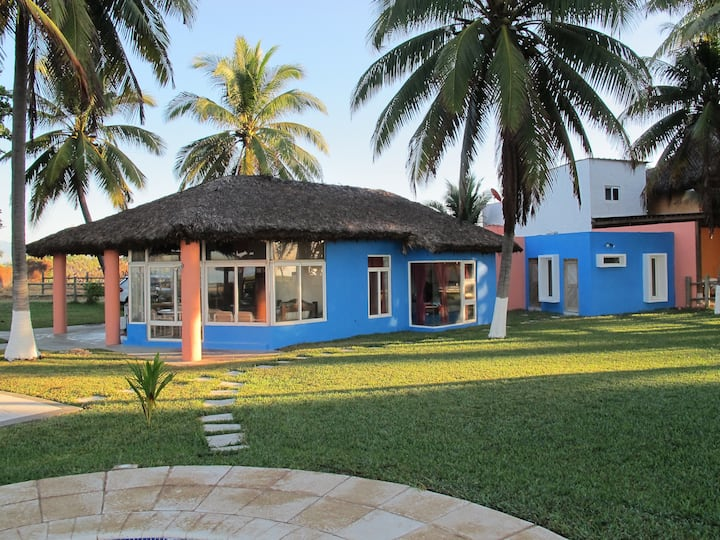 Villa Monterrico Beach
