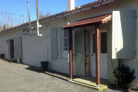 Cosy, dog-friendly French cottage - Sommières-du-Clain - Dom
