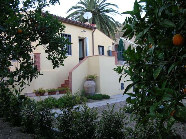 Casa della zagara - Trappitello - Villa