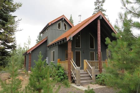 Cabin Close to Lake of the Woods & Crater Lake! - 克拉马斯福尔斯(Klamath Falls)
