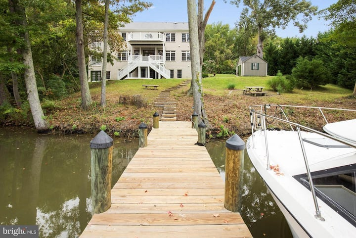 Magnificent Water Front Property