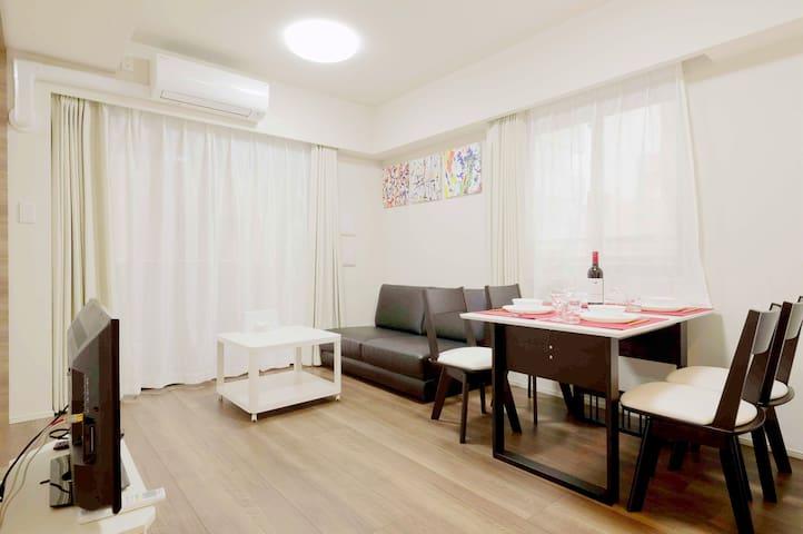 HIZ HOTEL Ginza  Luxury Apartment Hotel 1002