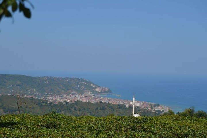 Nefis bir doğa manzarası ile huzur - Yukarıçavuşlu Köyü - อพาร์ทเมนท์