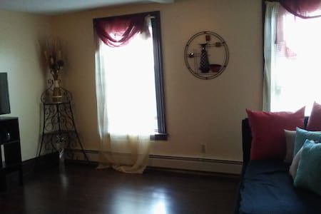 1 Bedroom Near  Hartford/Hartford Hospital - Hartford - Apartment