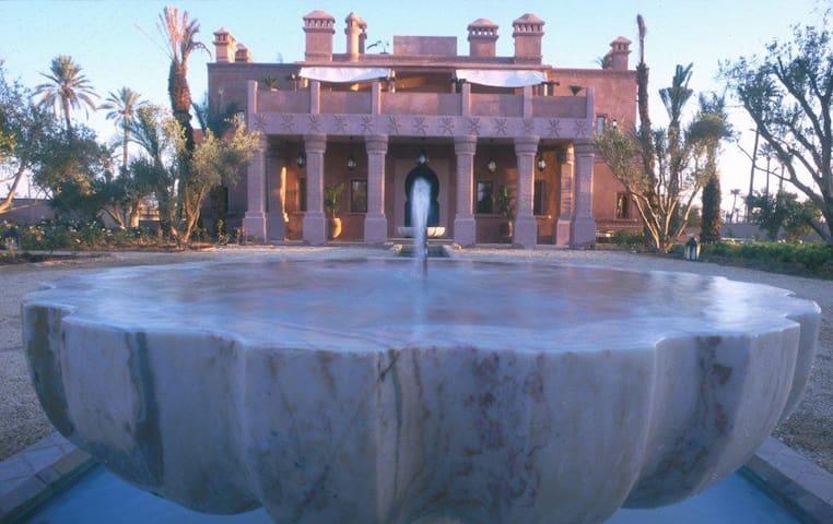 Dar Liqama, the House of Green Mint - Marakesz - Dom