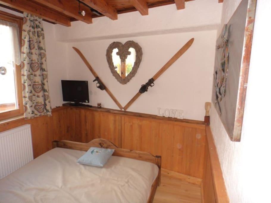 appartement duplex de charme 80 m2 val d 39 is re. Black Bedroom Furniture Sets. Home Design Ideas