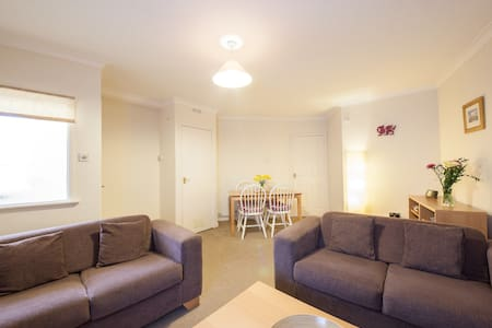 Ground floor apartment Brecon town - Brecon