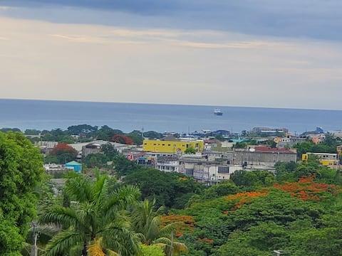 (3) City/Ocean View 2 Bedroom Condo Montego Bay
