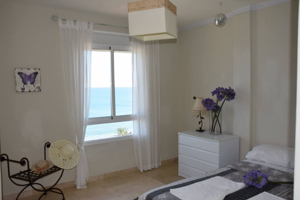 Casa Bonita dwa pokoje z widokiem na morze