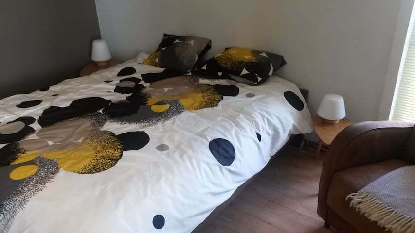 SPACIOUS ROOM, private bathroom - Kortrijk - House