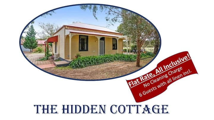Lara Short Stay's....The Hidden Cottage..