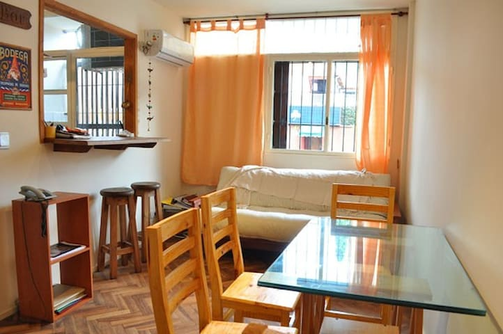 Beautiful place in a great barrio! - Buenos Aires - Apartment