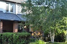 High Park North Studio is our home in the Junction/High Park Area. Our studio is in the basement of our home with a private entrance down the lane beside our house.