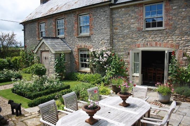 Orchardleigh, Luxury rural B&B B 1 - Stowell, Sherborne - Penzion (B&B)