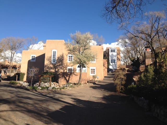 """Live Like a Local"" Santa Fe Historic Adobe Home"