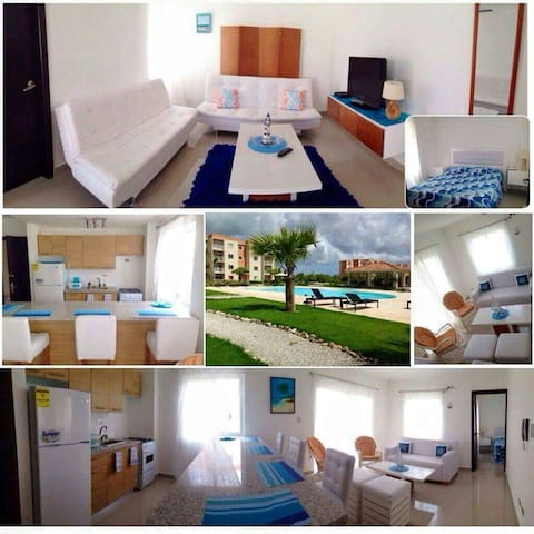 Apartment in Punta Cana, Dom Repub