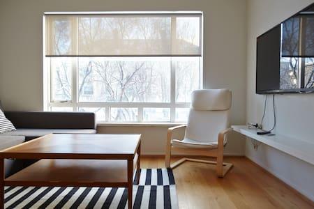 Modern Cozy Apartment @ Central - Reiquiavique - Apartamento
