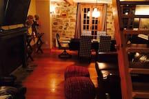Living room second view (ground floor)