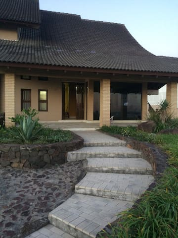 Casa na Praia de Bella Torres - Passo de Torres - Rumah