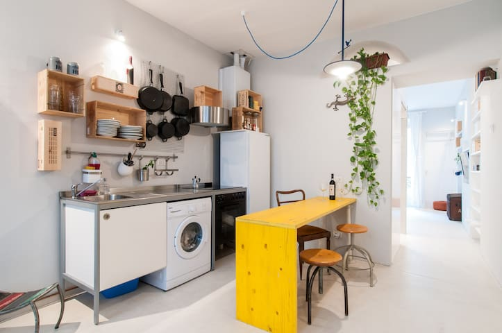 Whole Flat in Milano - Milán - Departamento