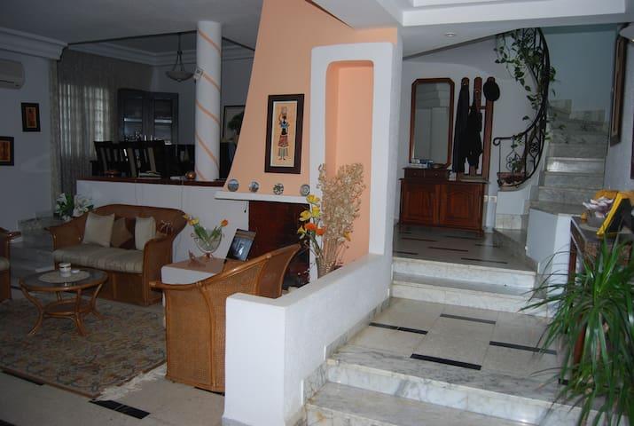 Résidence Folla Aqua Resort: Chott Méryam, Sousse. - Menzah9 - Villa