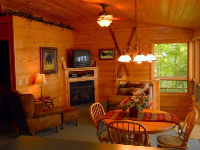 Cabin Rental - Hayward, WI - Hayward - Cottage