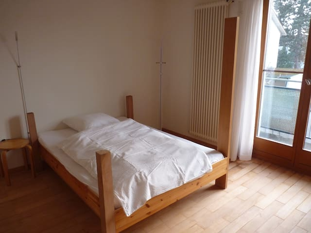 New renovated, with own bathroom - Basel - Hus