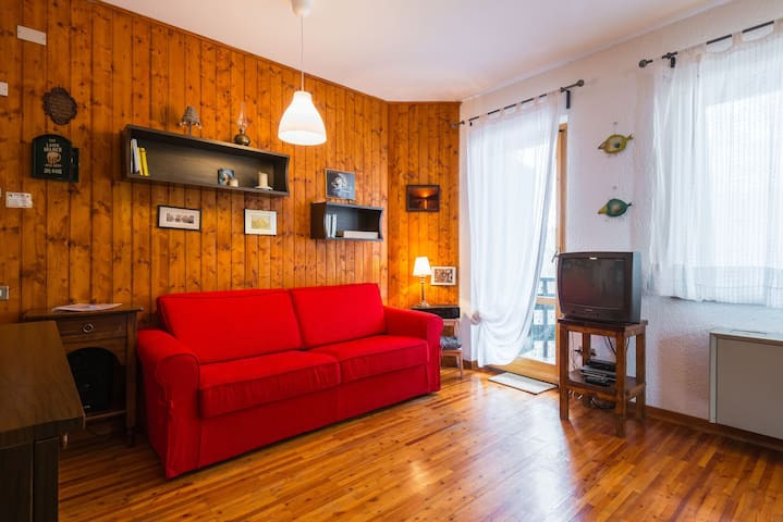 Apartment 6 guests Abetone Mountain - Le Regine - Huoneisto