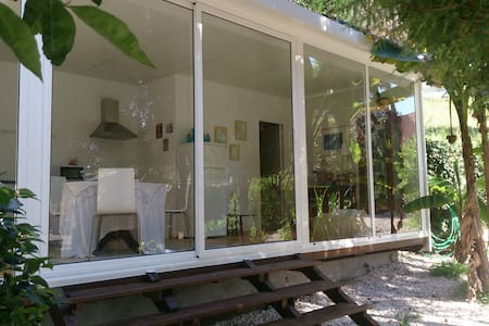 The Backyard Bungalow-Vale da Silva - Albergaria-a-Velha