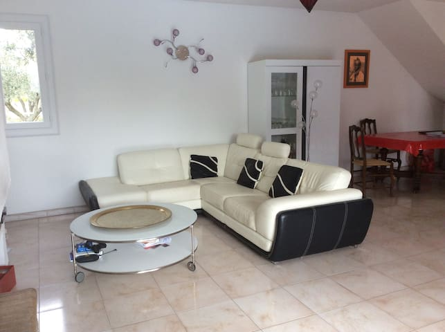 Maison de charme, grande piscine - Saint-Jean-de-Cornies - Hus