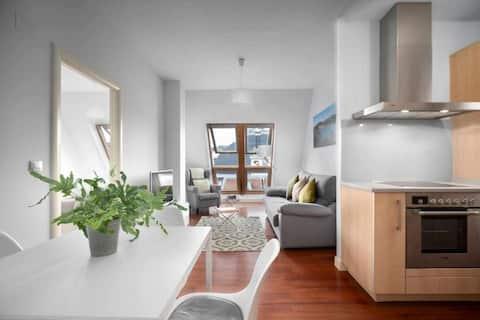 Lindo apartamento en el centro  aire acondicionado