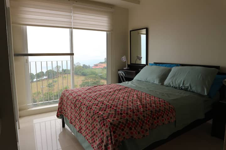 2BR Condo Unit with View of Taal