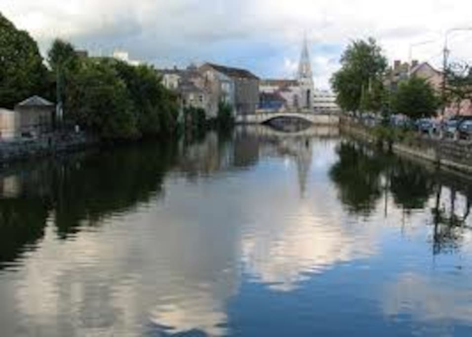 Cork City by the Laoi