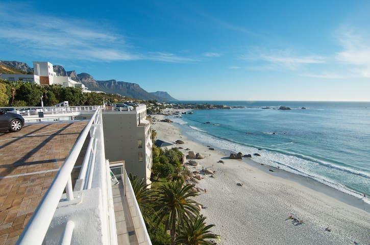 San Michele Clifton 1st Beach Apartment - Cape Town - Byt