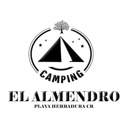 Zona de Camping El Almendro Playa Herradura
