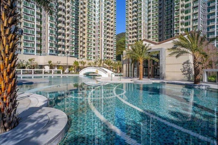 D30 floor, The Beaumont, LOHAS Park.  Hong Kong,