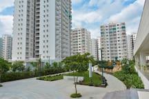 A Garden View Luxury Apartment,