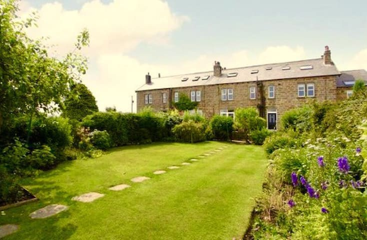 Beautiful Victorian house amazing country location - Harrogate - Huis
