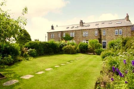 Beautiful Victorian house amazing country location - 哈罗盖特(Harrogate) - 独立屋