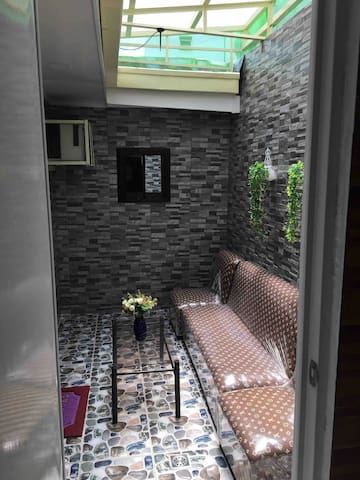 Master bedroom extension room exclusive for guests only