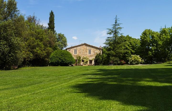 L' Olmo: a very bright apartment near Perugia