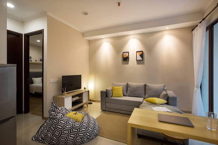 Charming Condo in Vanya Park close to ICE BSD City