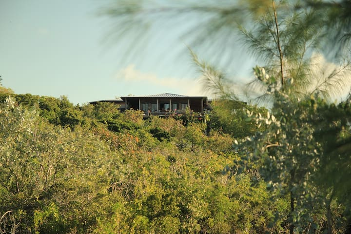 Spirit House, Cat Island, Bahamas - Cat Island - Huis