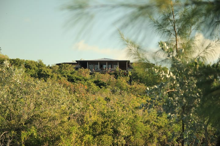 Spirit House, Cat Island, Bahamas