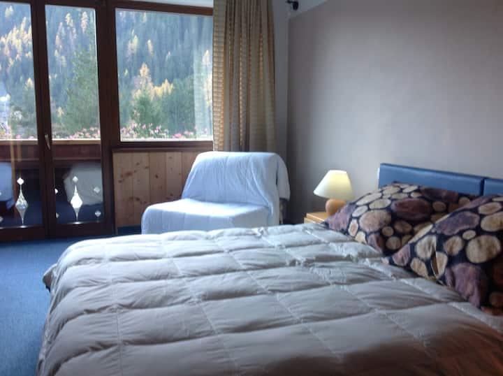 Beautiful room in Dolomiti