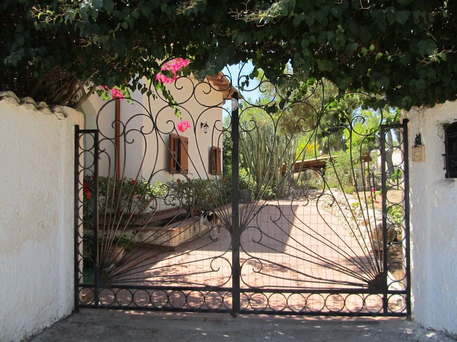Cancello Villa