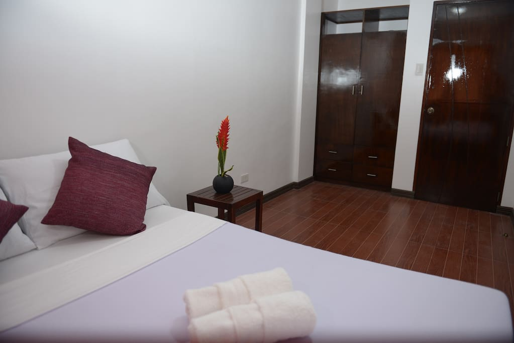 We provide sofa bed in this room