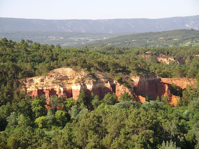 Relaxen in Roussillon